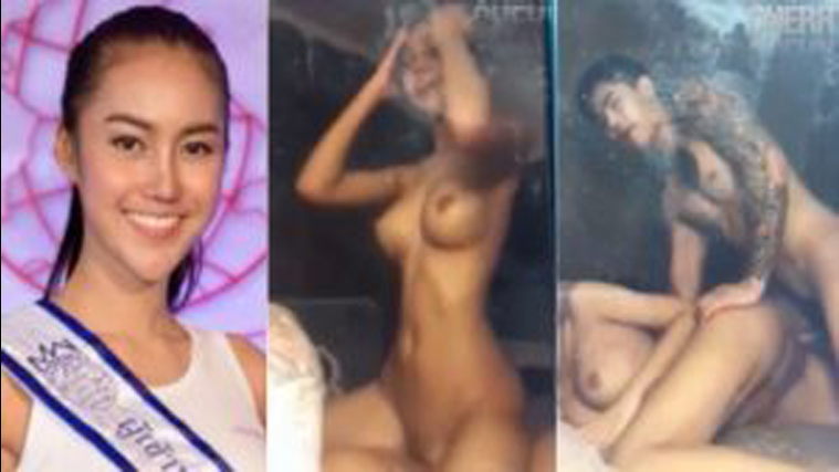 Miss Thailand World 2016 Sextape Porn Scandal Jpg